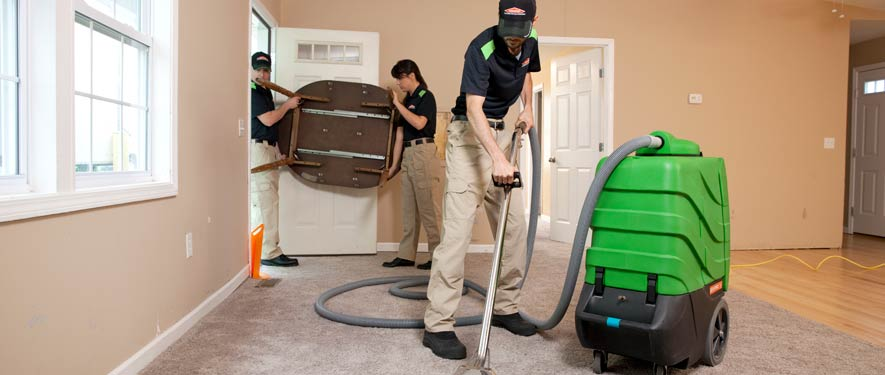 Demopolis, AL residential restoration cleaning
